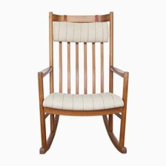 Hans Wegner Rocking Chair Green Plastic Patio Chairs Buy By J At Pamono For Tarm Stole 1960s