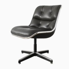 Pollock Executive Chair Replica Armless Leather Charles Online Shop Furniture At Pamono By For Knoll Inc 1965