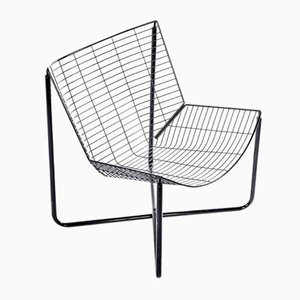 ikea metal chairs rocking chair pads with ties vintage online shop buy furniture at pamono jarpen wire by niels gammelgaard for 1983