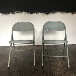 Krueger Folding Chairs Next Day Office Industrial From 1974 Set Of 2 For Sale At Pamono