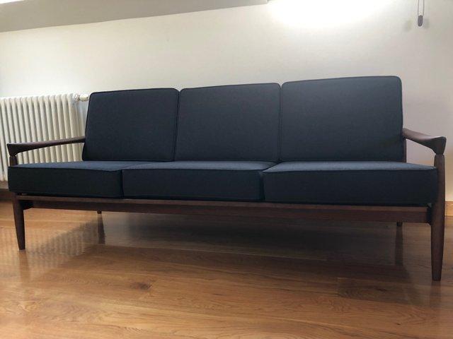 mobilier de salon kolding mid century
