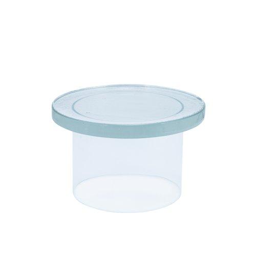 grande table d appoint alwa three 5801t transparente par sebastian herkner pour pulpo