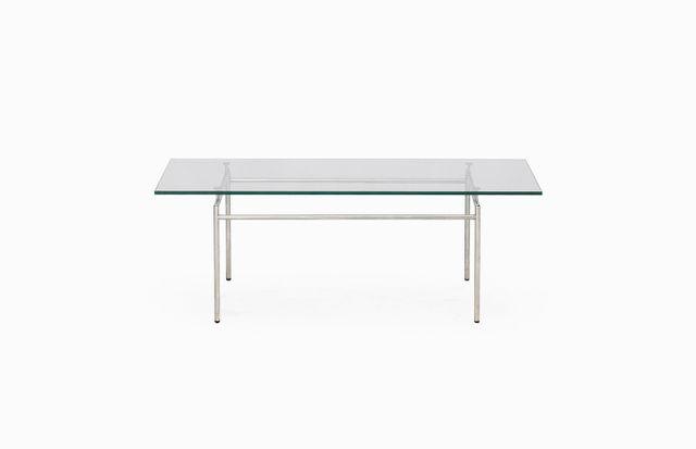 Table Basse Minimaliste 1960s En Vente Sur Pamono