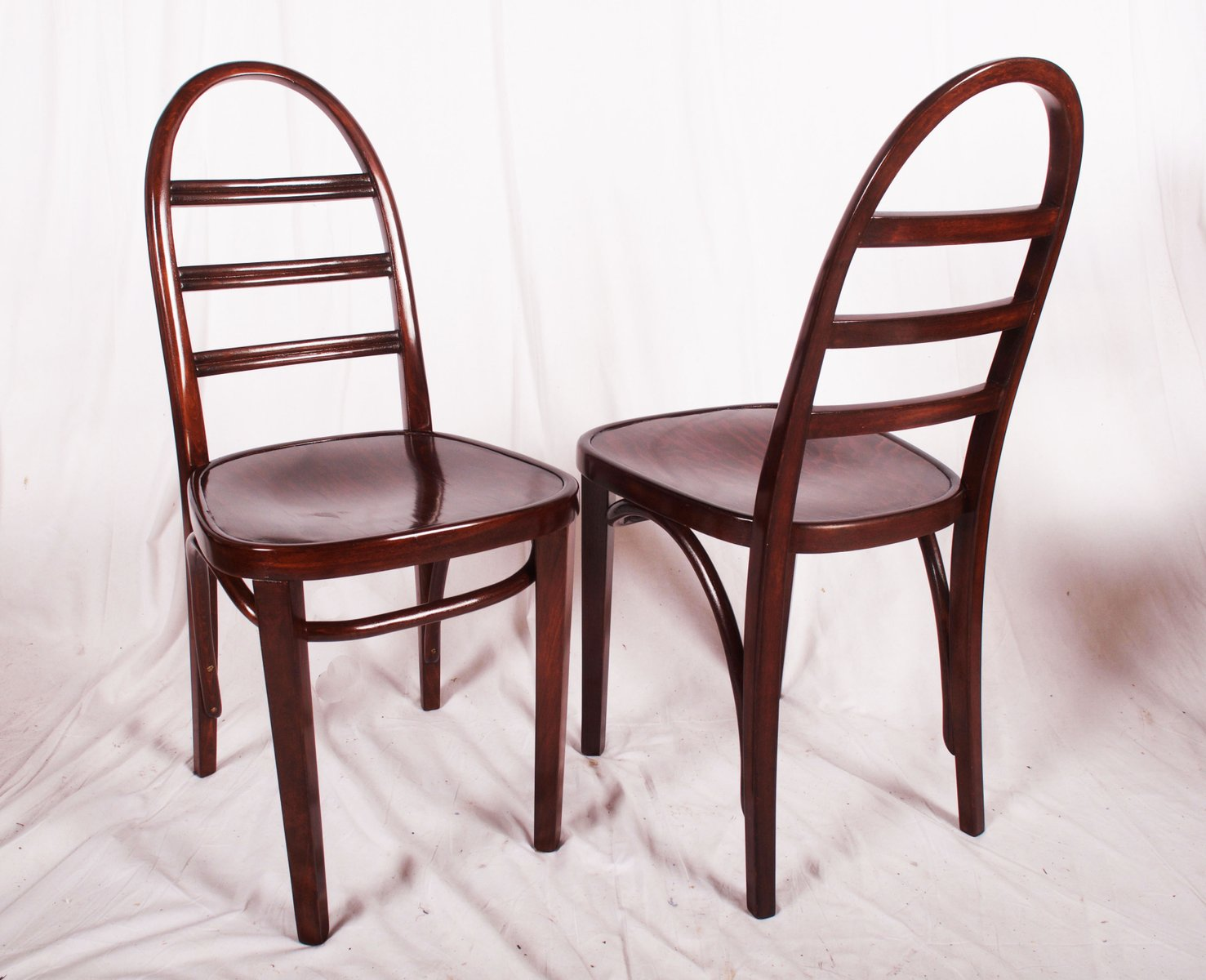 Chaises Cannees Art Deco