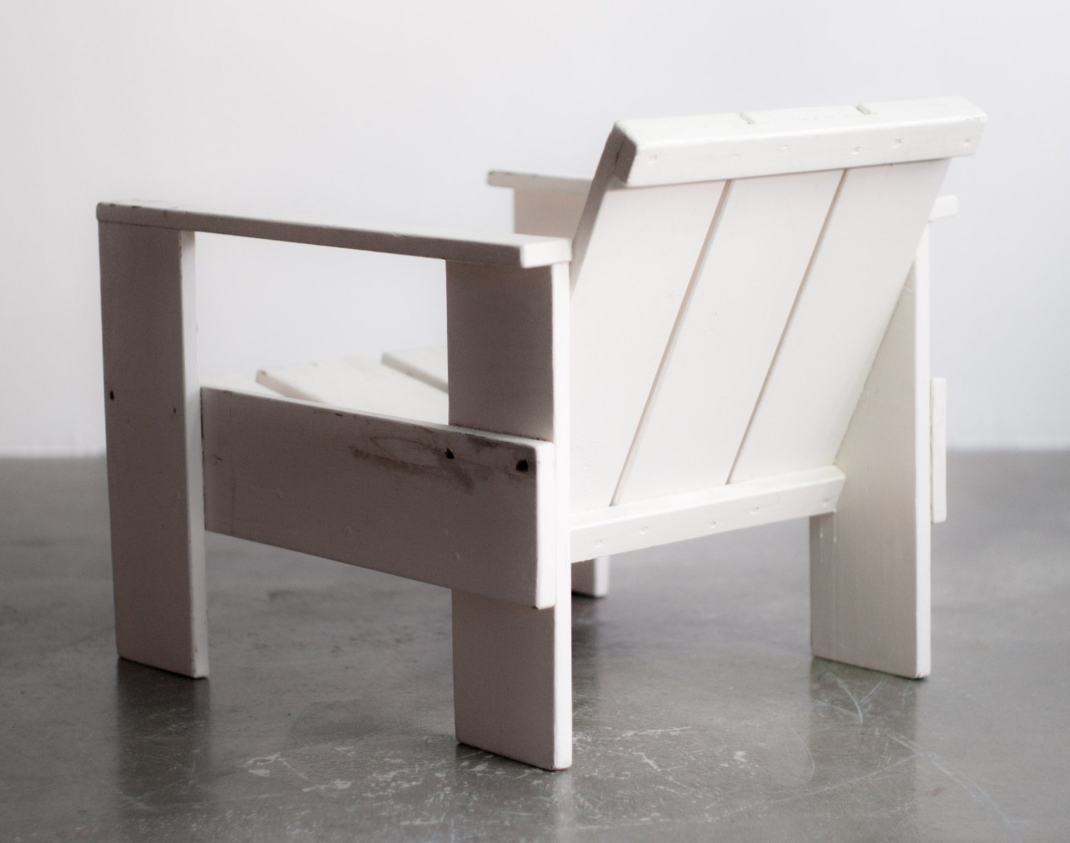 gerrit rietveld crate chair inexpensive covers by for metz and co 1934