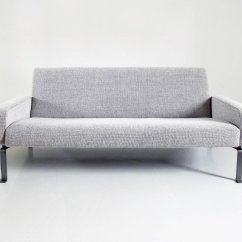 Andre Sofa Overstuffed Covers Three Seater By Joseph Motte For Artifort 1955 Sale Price Per Piece