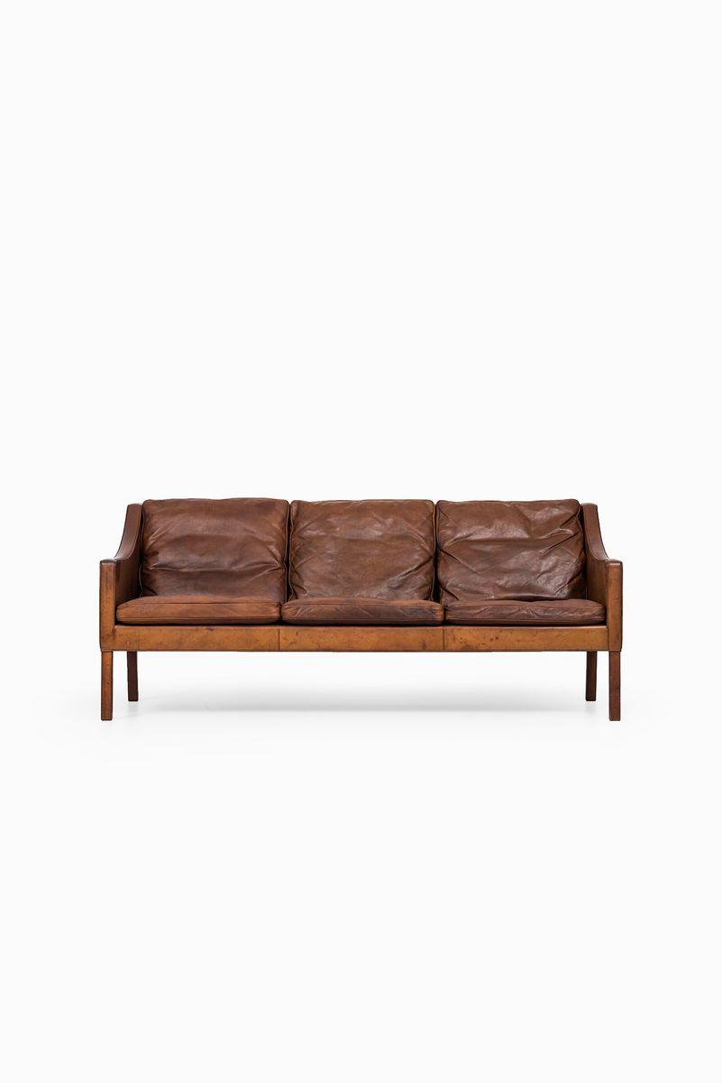 borge mogensen sofa model 2209 small reclining sofas danish by for fredericia stolefabrik 1960s