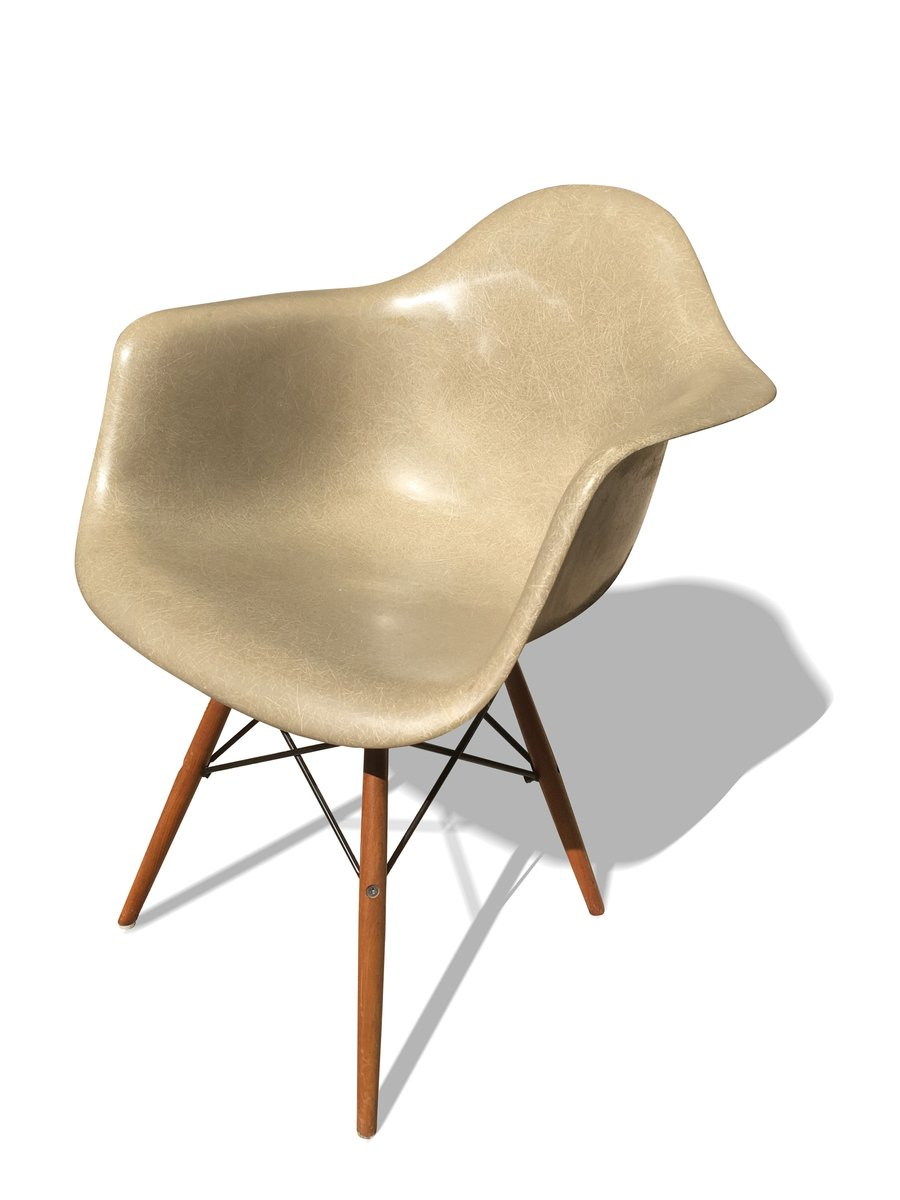 Eanes Chair Daw Chair By Ray Charles Eames For Herman Miller 1970
