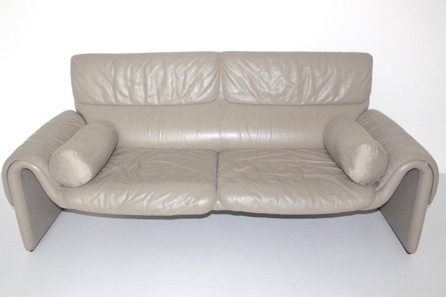 de sede sofa vintage full size leather sleeper sofas ds 2011 from 1980s for sale