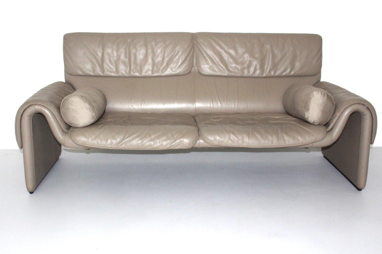 de sede sofa vintage leather repair san antonio ds 2011 from 1980s for sale