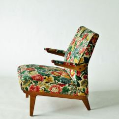 Floral Arm Chair Parson Chairs Cheap Mid Century Italian Armchair 1950s For Sale At Pamono
