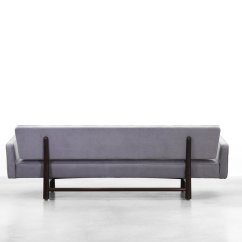 Dux Sofa Uk Kuka Tamara Grey Fabric Chaise Bed With Storage Memory Foam Mattress Mod New York By Edward Wormley For 1960s