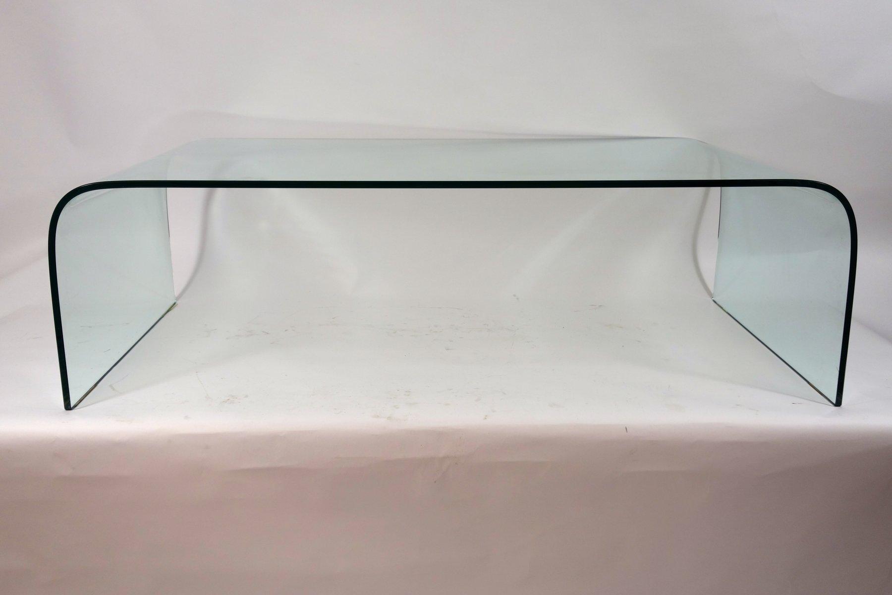 Tavolino Ponte Fiam Prezzo.Fiam Italia Tavoli Cristallo