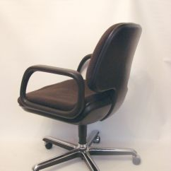 Vitra Office Chair Price Curved Dining Corsair 230 From 1980s For Sale At Pamono