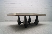 Aluminum Coffee Table by Heinz Lilienthal, 1960s for sale ...