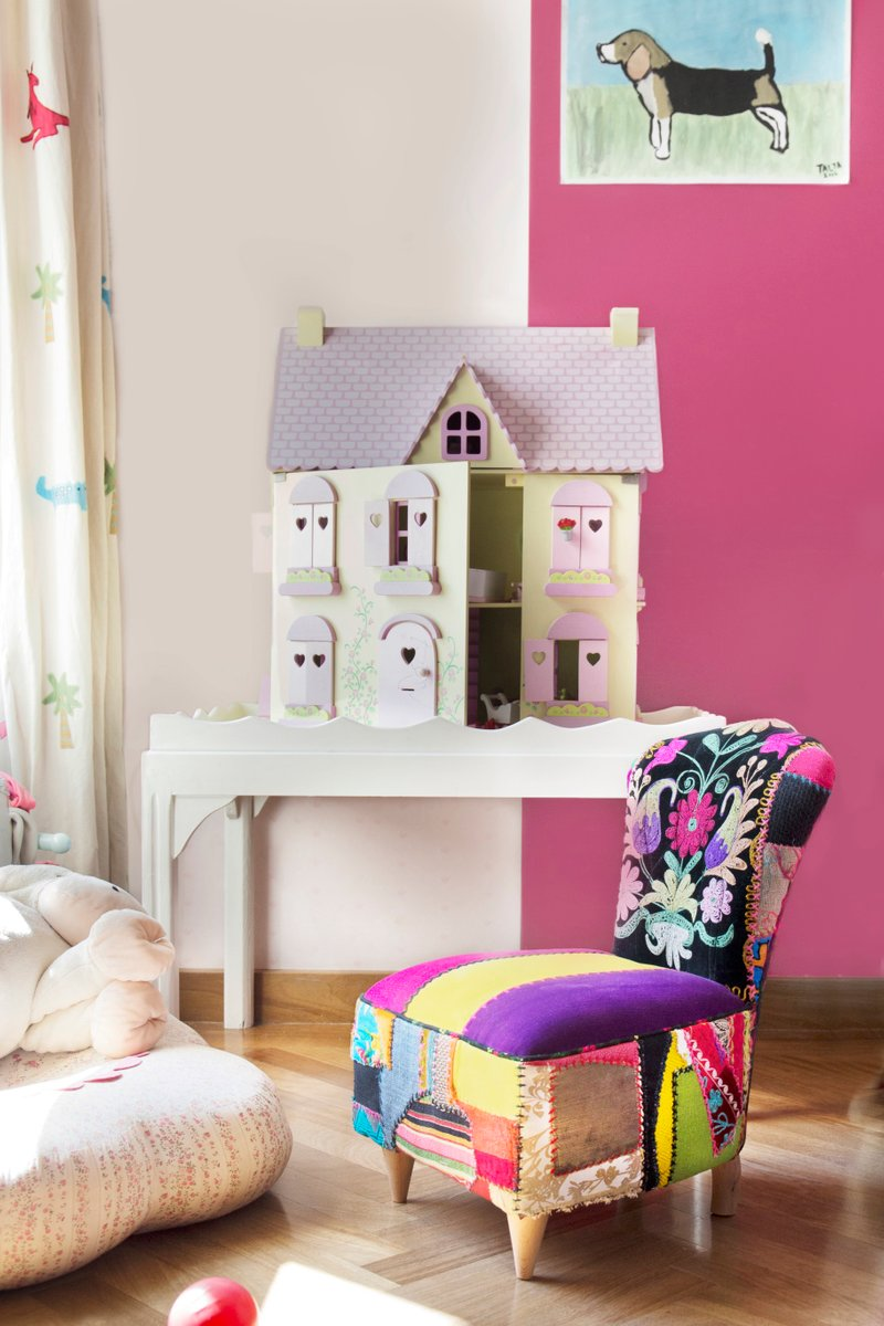 arabian nights living room double curtains for mini children s chair from bokja sale at pamono 773 00