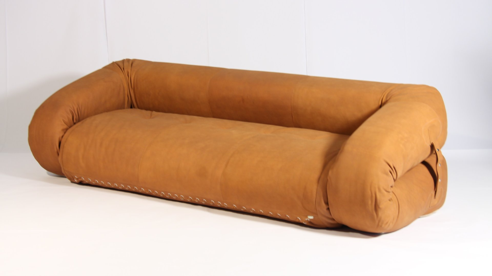 anfibio leather sofa bed clearance sofas dfs by alessandro becchi for giovannetti