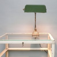 Austrian Bank Lamp, 1930s for sale at Pamono