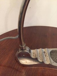 Industrial Banker's Lamp, 1930s for sale at Pamono