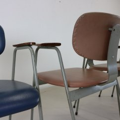 Sofa For Van Singapore Black Velvet Cover F1 Chairs By Willy Der Meeren Tubax Set Of 4