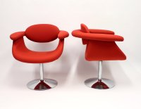 Captains Chairs by Eero Aarnio for Asko, 1960s, Set of 2 ...