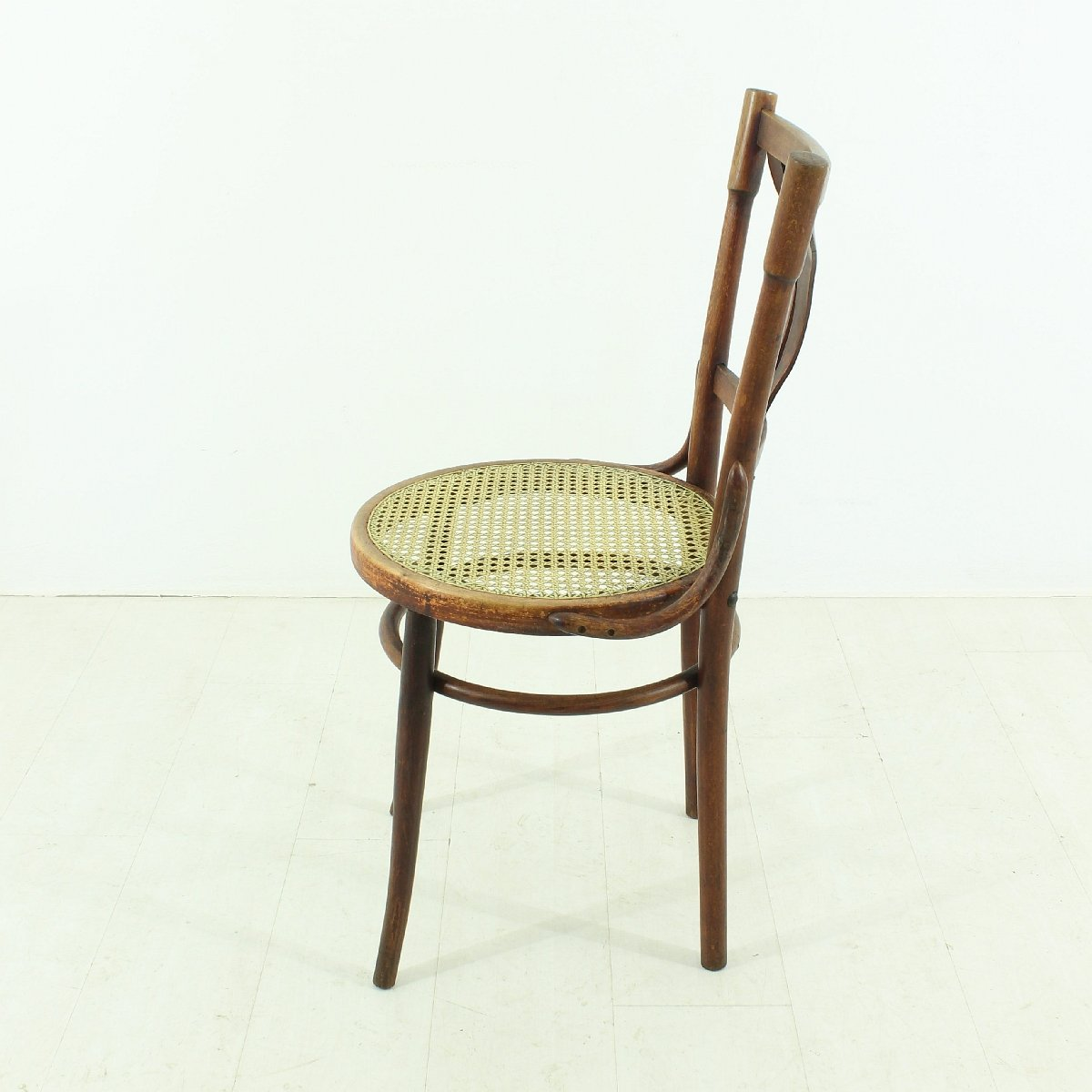 plastic bentwood bistro chairs louis arm chair antique set of 2 for sale at pamono