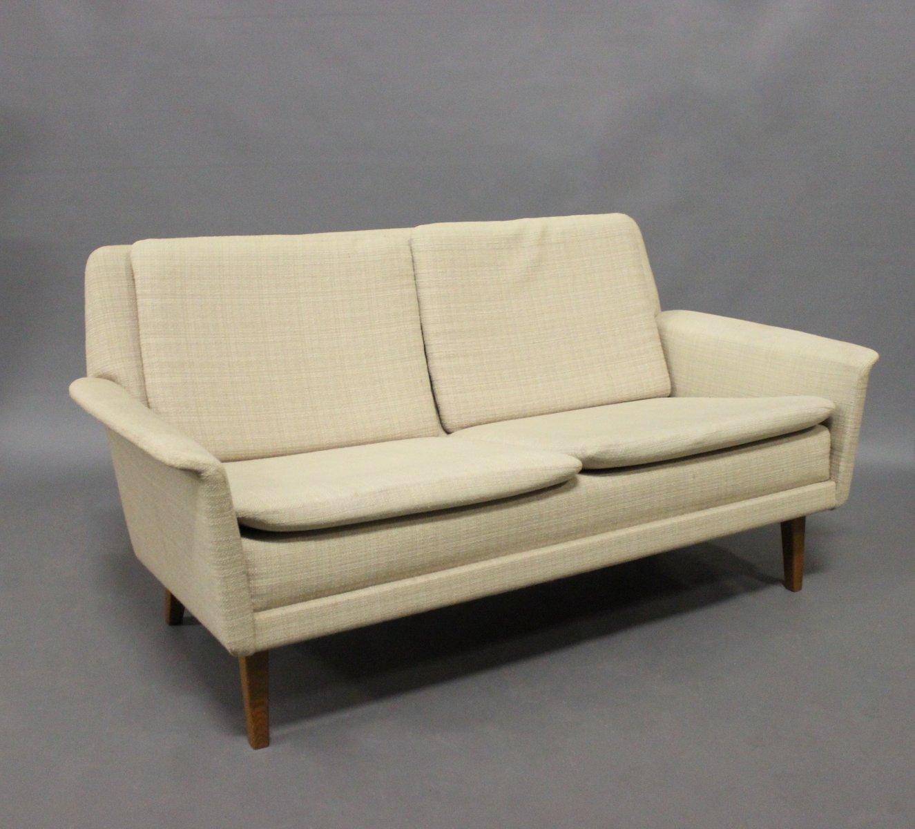 dux sofa by folke ohlsson leather atlanta georgia 2 seater for fritz hansen 1960s