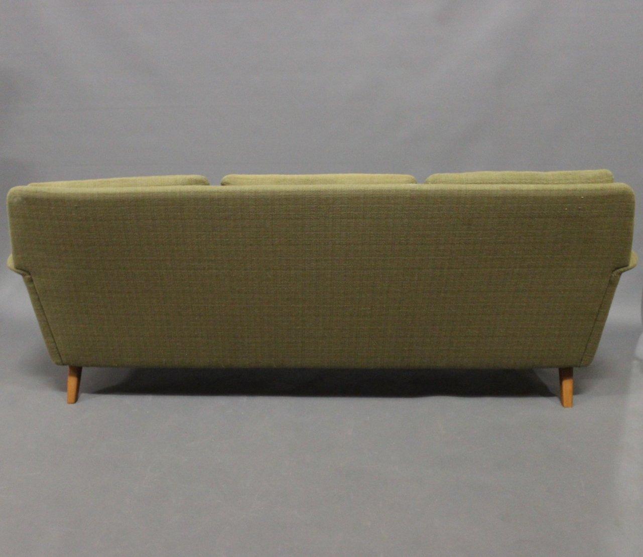 dux sofa by folke ohlsson carlton 2 seater 3 for fritz hansen 1960s