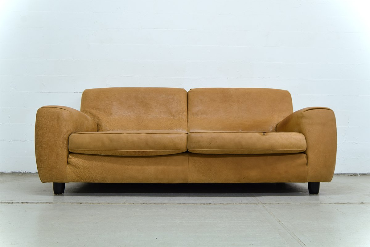 vintage leather sofa company lazy boy sectional collins italian from molinari for sale at pamono