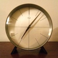 Mid-Century Automatic Table Clock from Kienzle ...