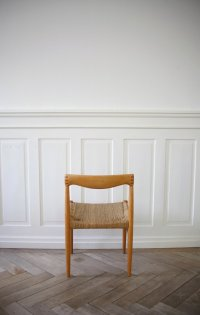 Mid-Century Danish Side Chairs by H.W. Klein for Bramin ...