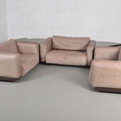 Modular Sofa Set Rooms To Go Chicago Hemp Vintage Bycini Boeri For Knoll Sale