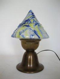 Art Deco Mushroom Desk Lamp, 1930s for sale at Pamono