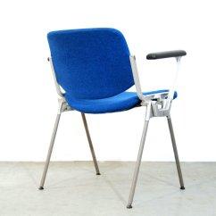 Italian Dining Chairs Australia White Chair Cover Blue By Giancarlo Piretti For