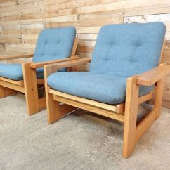 2 Seater Sofa And Armchairs Set Cheap Vintage Dutch Two From