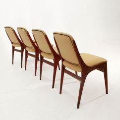 Italian Dining Chairs Australia Black Chair Covers With Gold Sash Mid Century 1960s Set Of 4 For