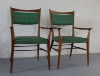 Dining Chairs in American Walnut by Paul McCobb, 1950s