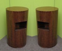 Side Tables, 1940s, Set of 2 for sale at Pamono