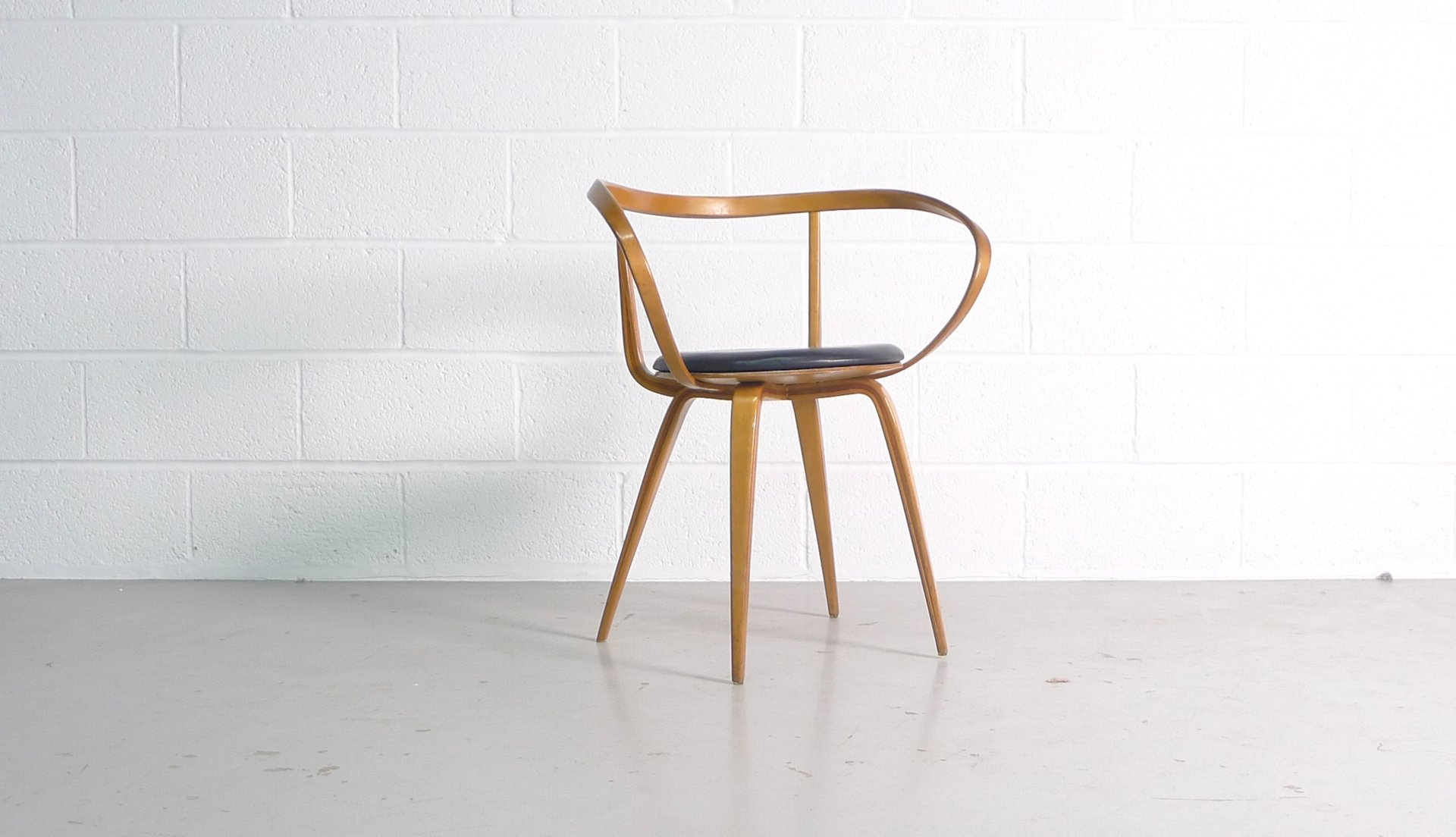 Pretzel Chair Model 5891 Pretzel Chair By George Nelson For Herman
