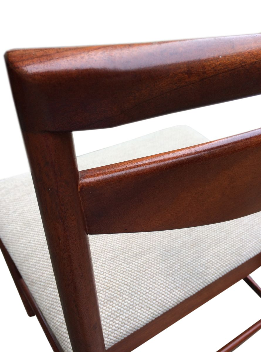 italian dining chairs australia swivel chair eames mid-century by tom robertson for a.h. mcintosh, 1970s, set of 2 sale at pamono