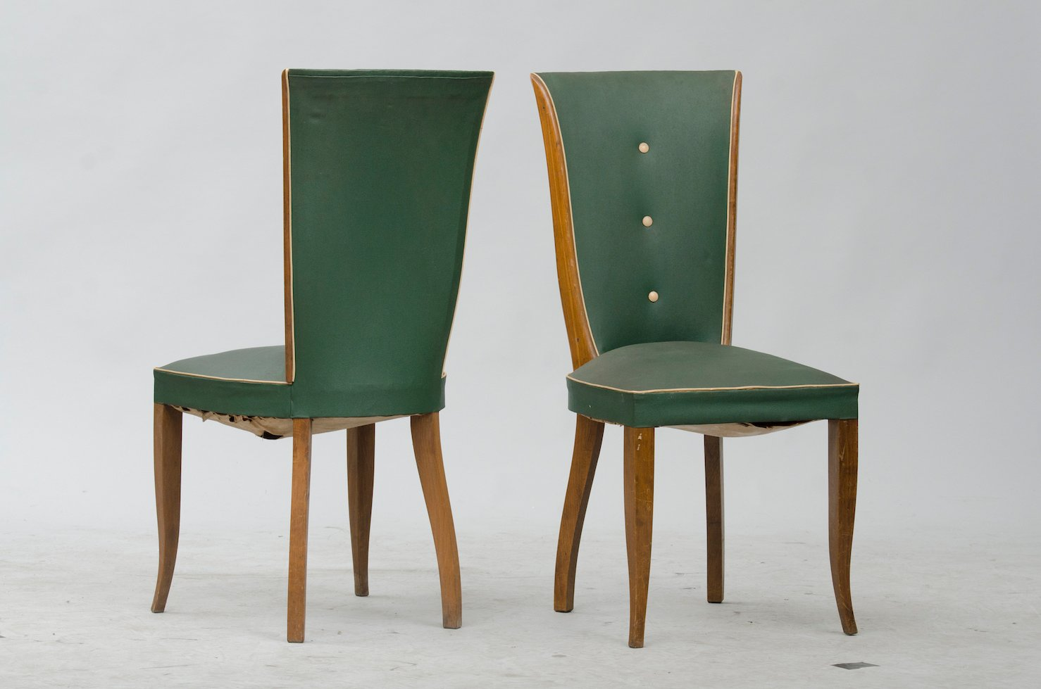 Dining Chairs Set Of 6 Art Deco Dining Chairs Set Of 6 For Sale At Pamono