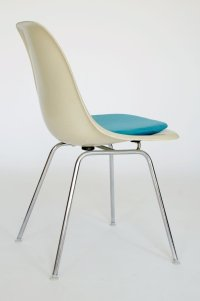 Vintage DSX Side Chair by Charles & Ray Eames for Herman