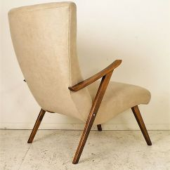 Ergonomic Chair Norway Foldable Chairs With Cushions Highback Lounge Chair, 1960s For Sale At Pamono