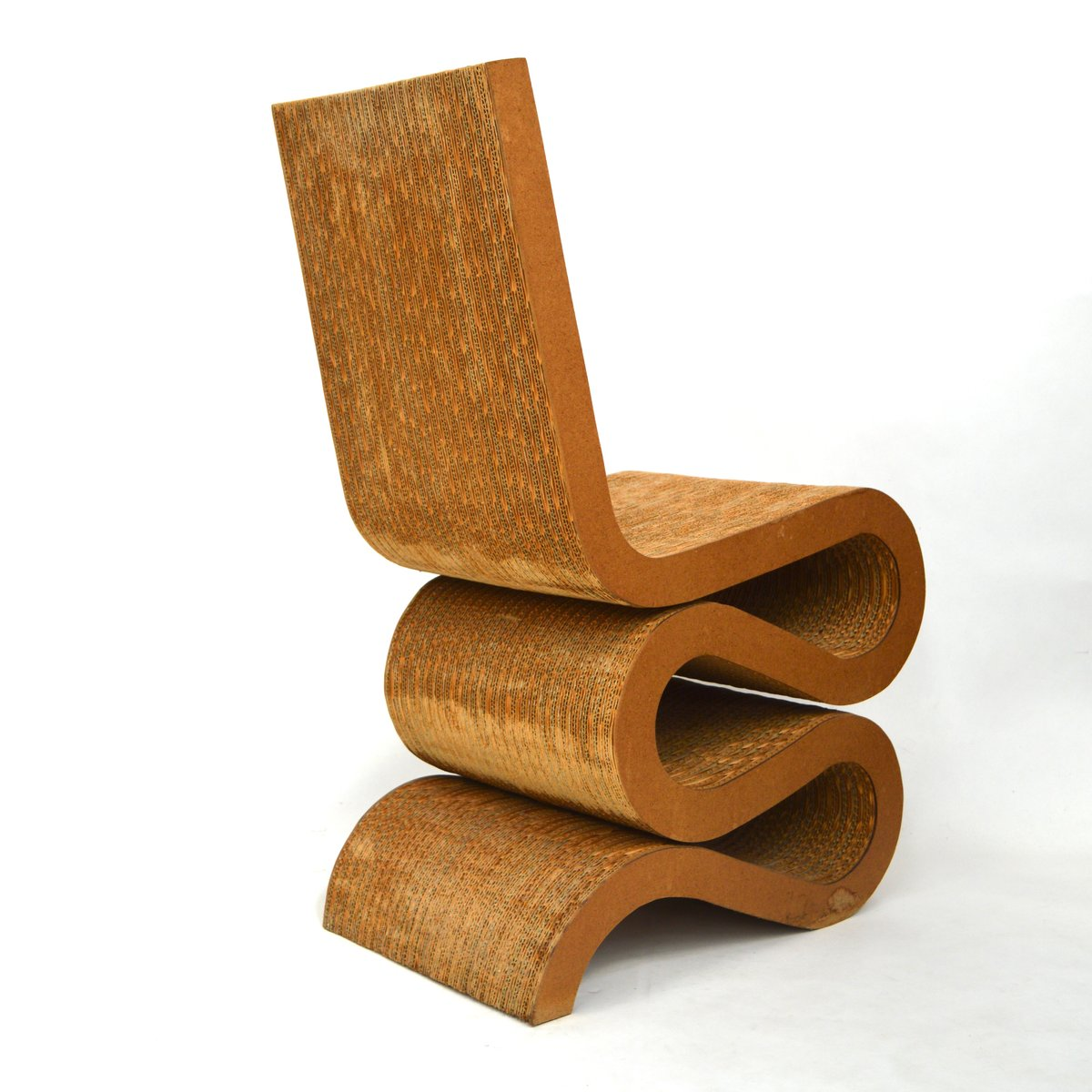 frank gehry chair colorful wooden kitchen chairs vintage wiggle by for vitra sale at pamono price 1 805 00 regular 2 694
