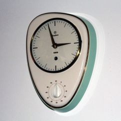 Kitchen Clocks For Sale Servers Mid Century Clock From Junghans 1960s At