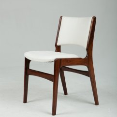 Erik Buck Chairs Chair Covers Solid Rosewood By Buch 1960s Set Of 4 For Sale At Pamono