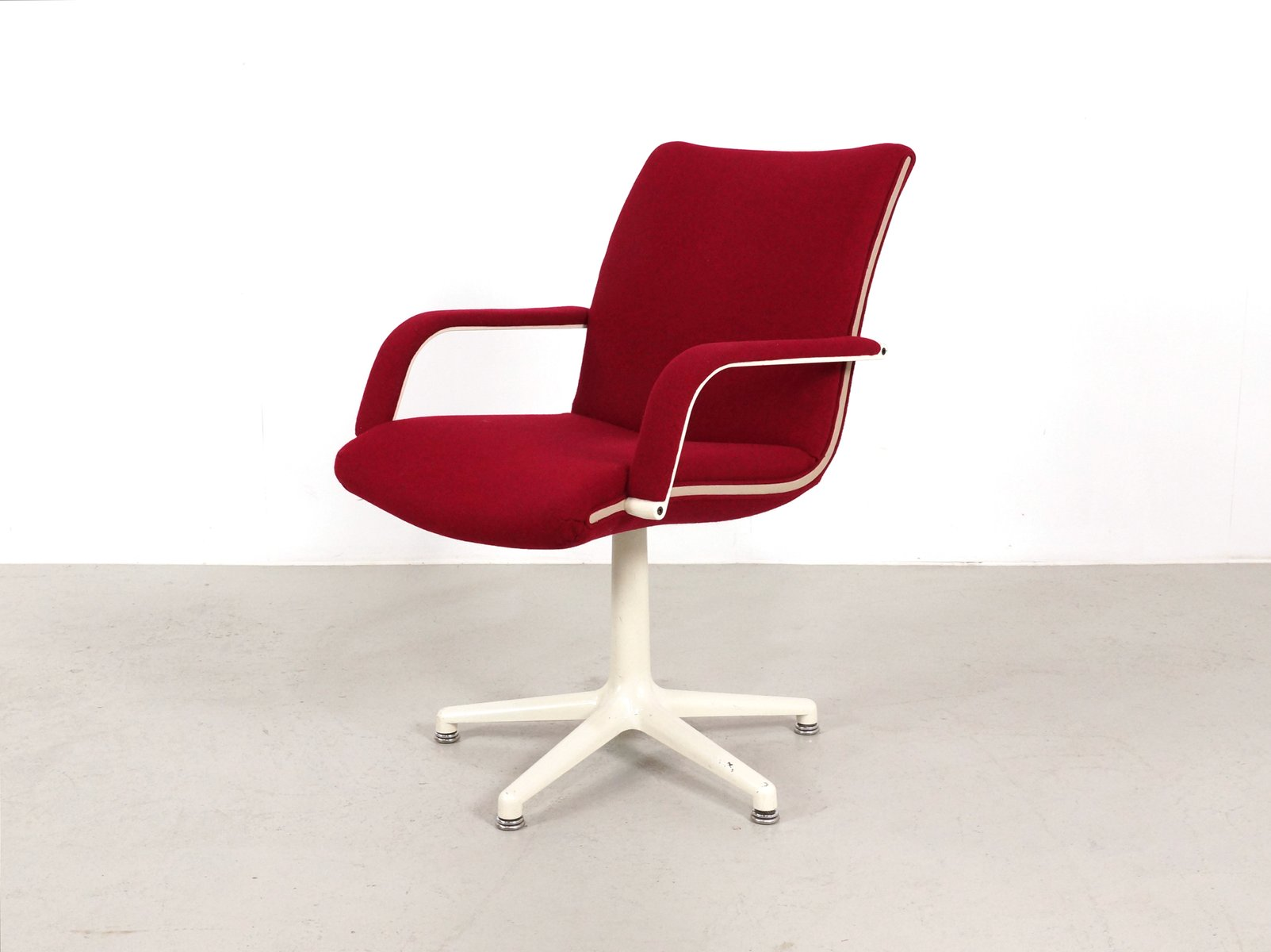 vintage office chairs recliner chair reviews or desk by geoffrey harcourt for artifort price per piece