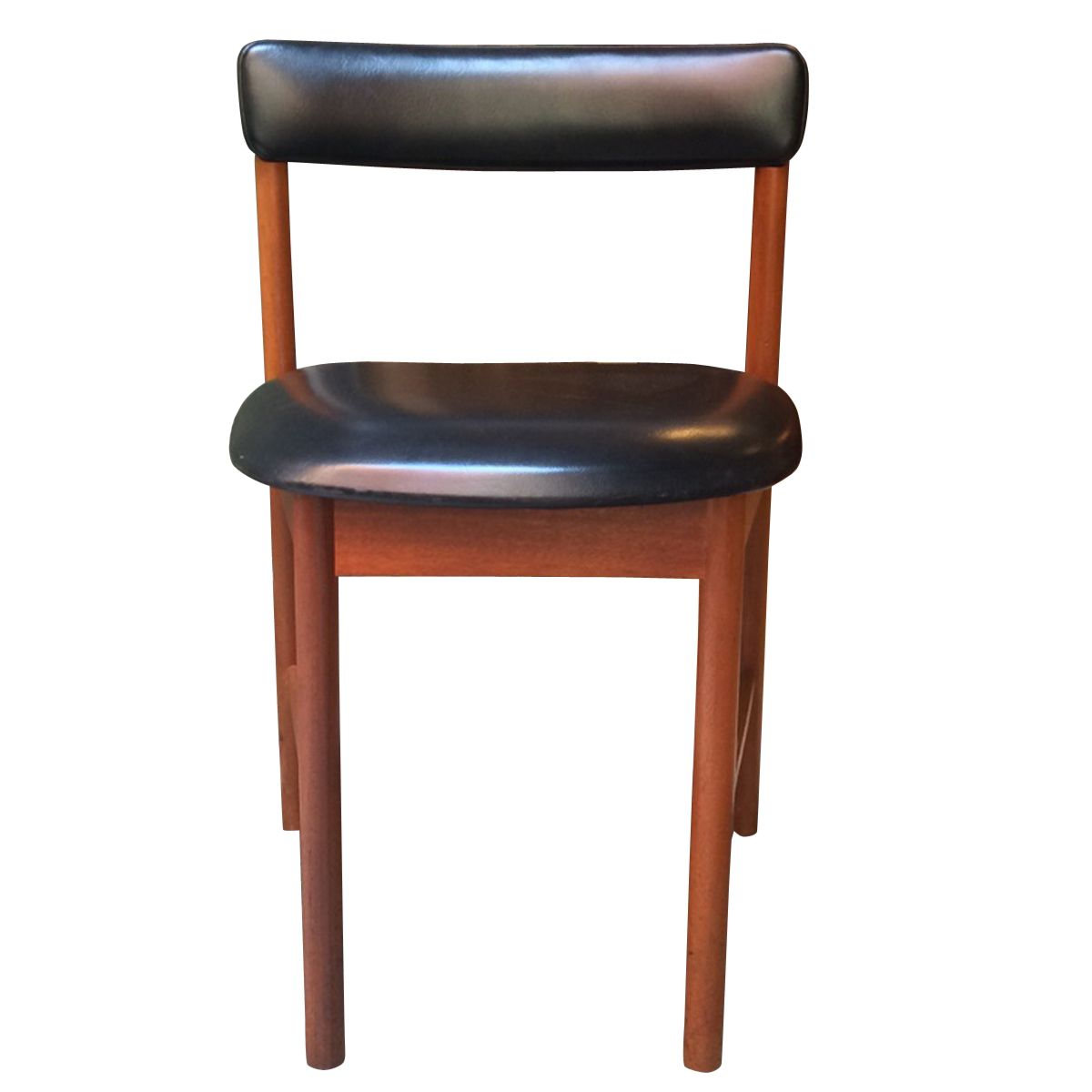 English Dining Chairs, 1960s, Set of 4 for sale at Pamono