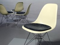 Vintage Side Chair by Charles & Ray Eames for Vitra for ...