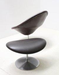 Globe Chair & Ottoman by Pierre Paulin for Artifort, 1970s ...